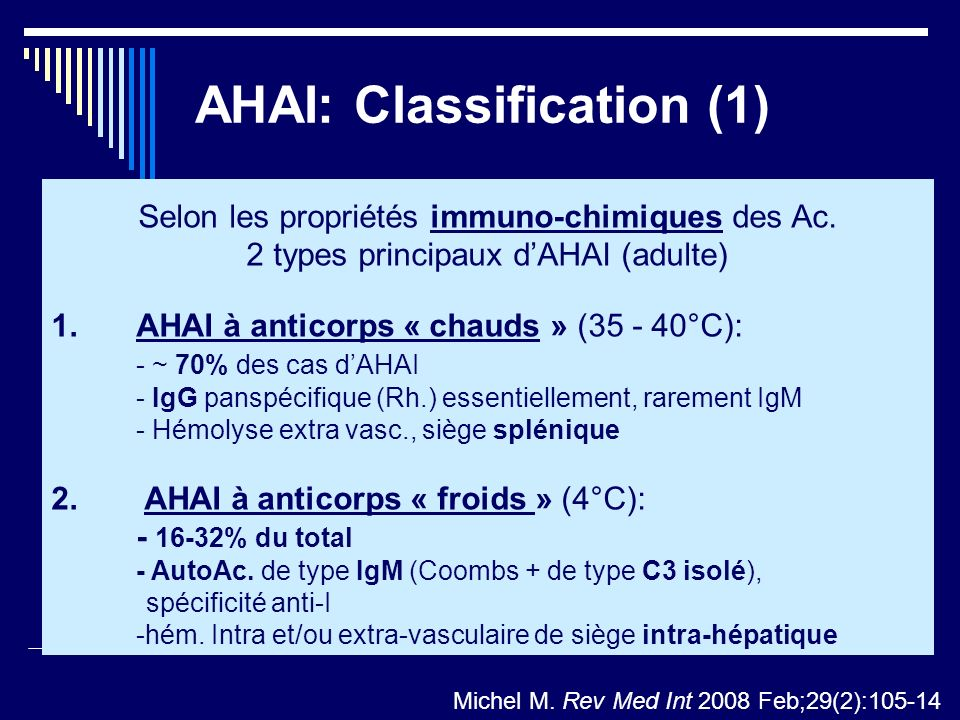 AHAI: Classification (1)