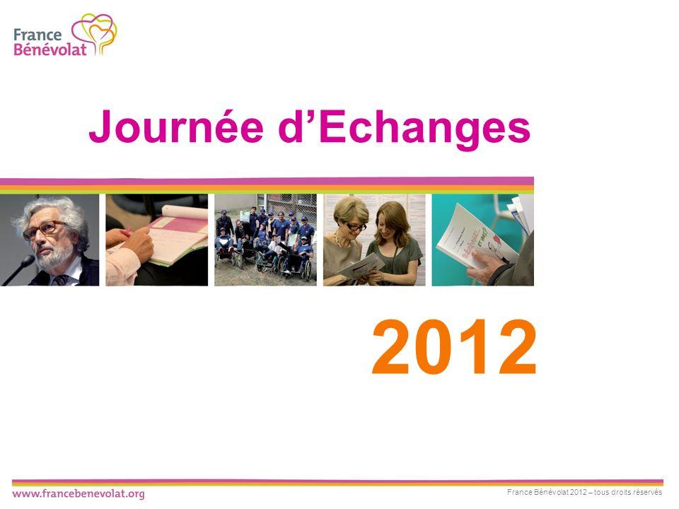 Journée d'Echanges 2012