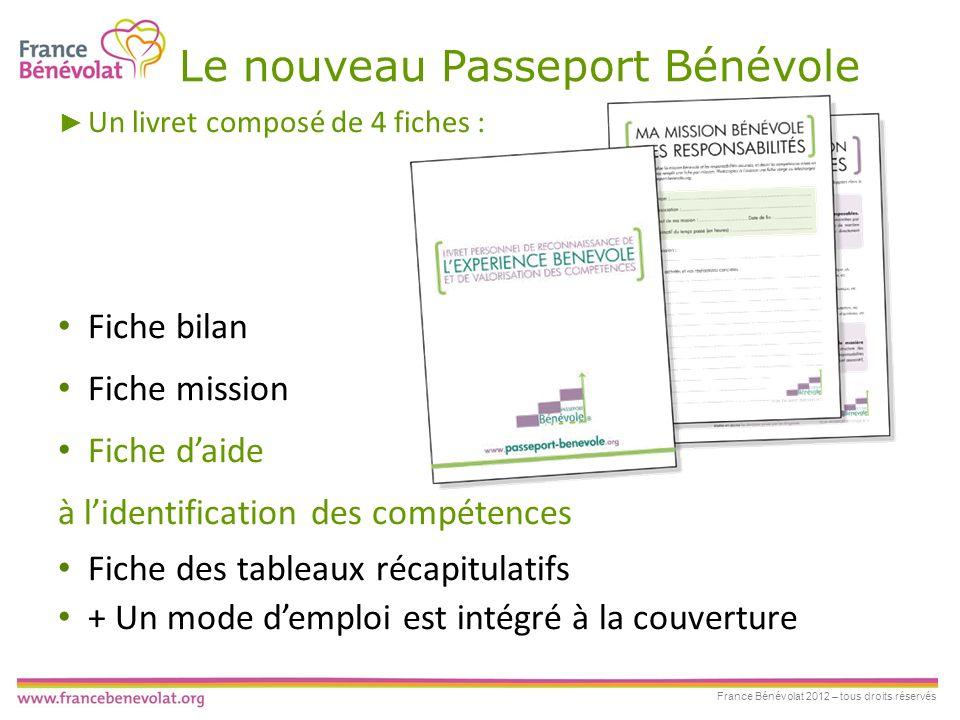 Le nouveau Passeport Bénévole