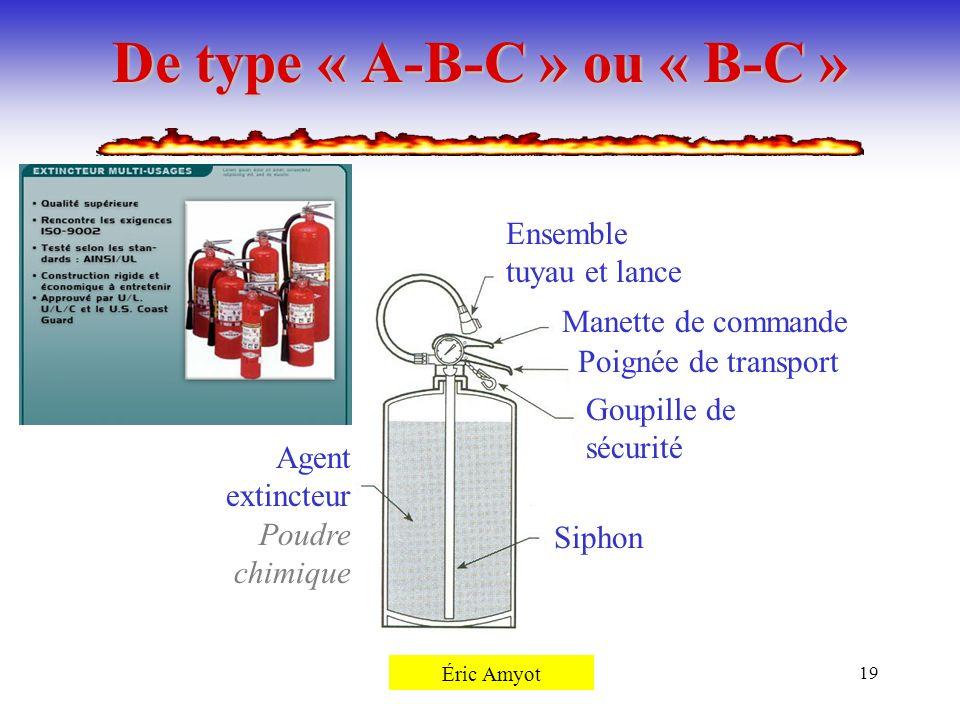De type « A-B-C » ou « B-C »