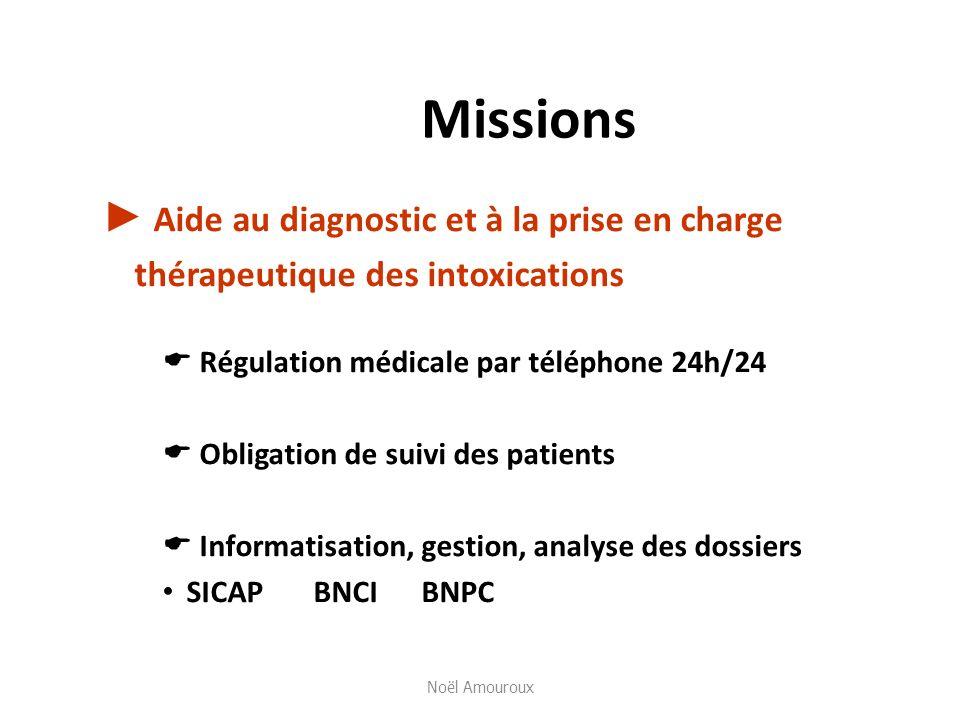 Missions ► Aide au diagnostic et à la prise en charge