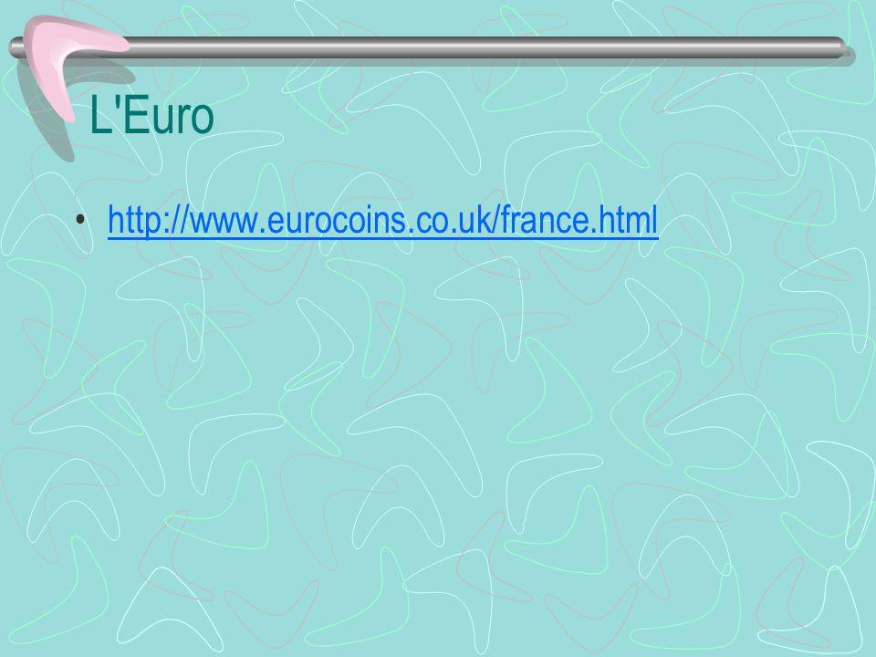 L Euro http://www.eurocoins.co.uk/france.html