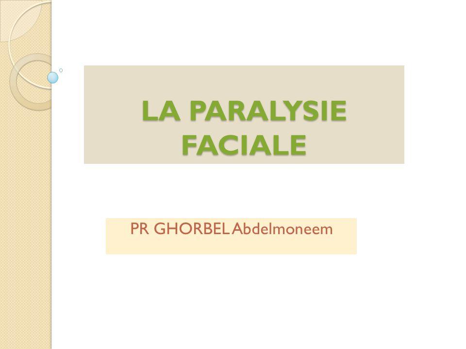 PR GHORBEL Abdelmoneem