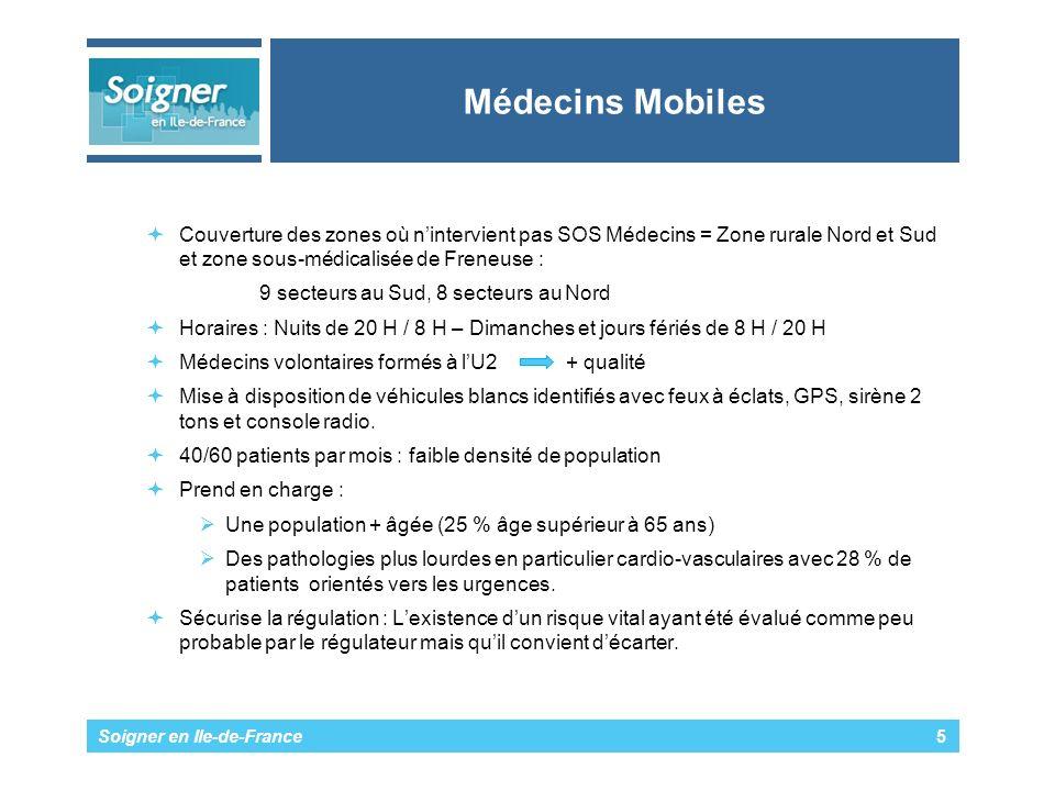 Médecins Mobiles Couverture des zones où n'intervient pas SOS Médecins = Zone rurale Nord et Sud et zone sous-médicalisée de Freneuse :