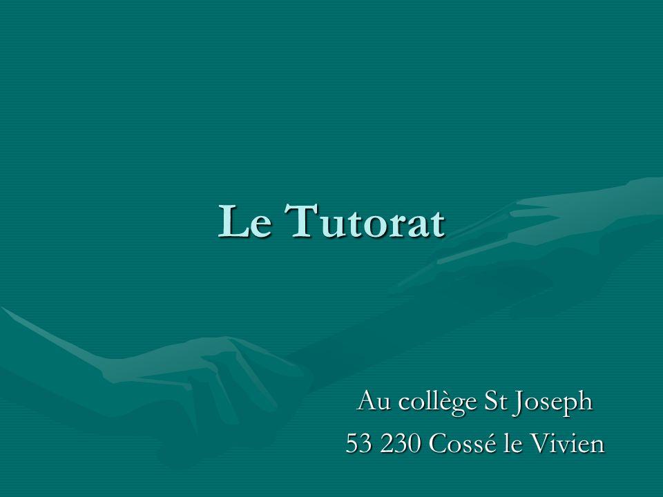 Au collège St Joseph 53 230 Cossé le Vivien
