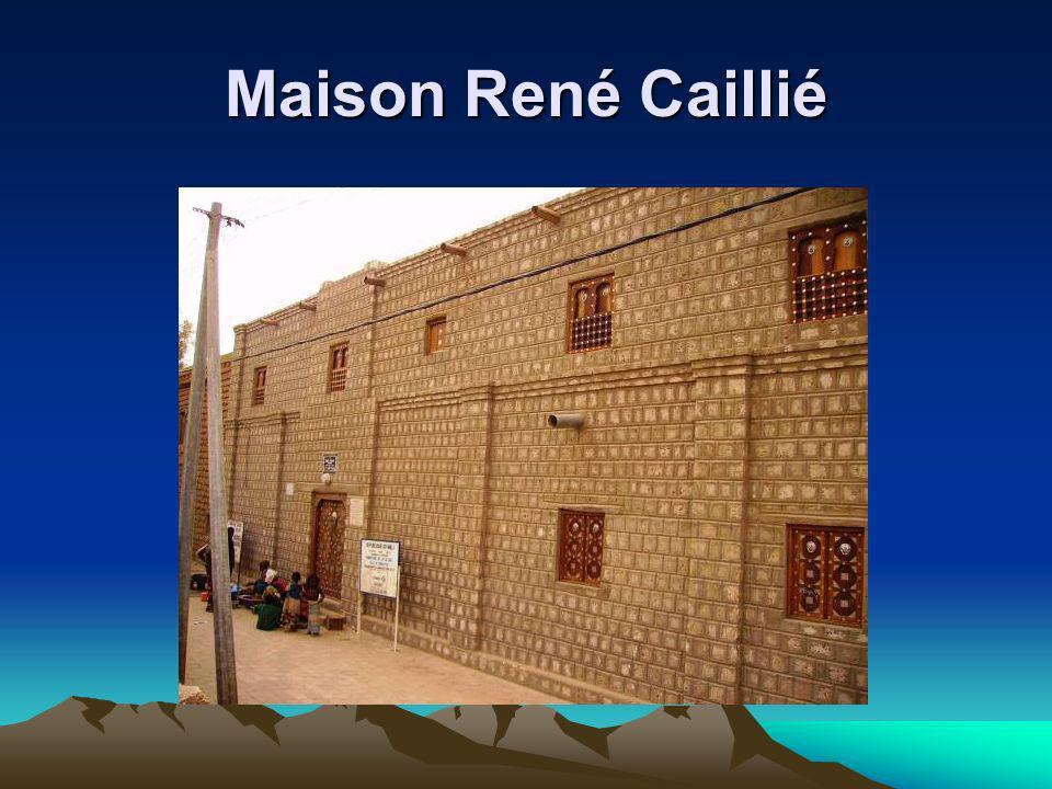 Maison René Caillié
