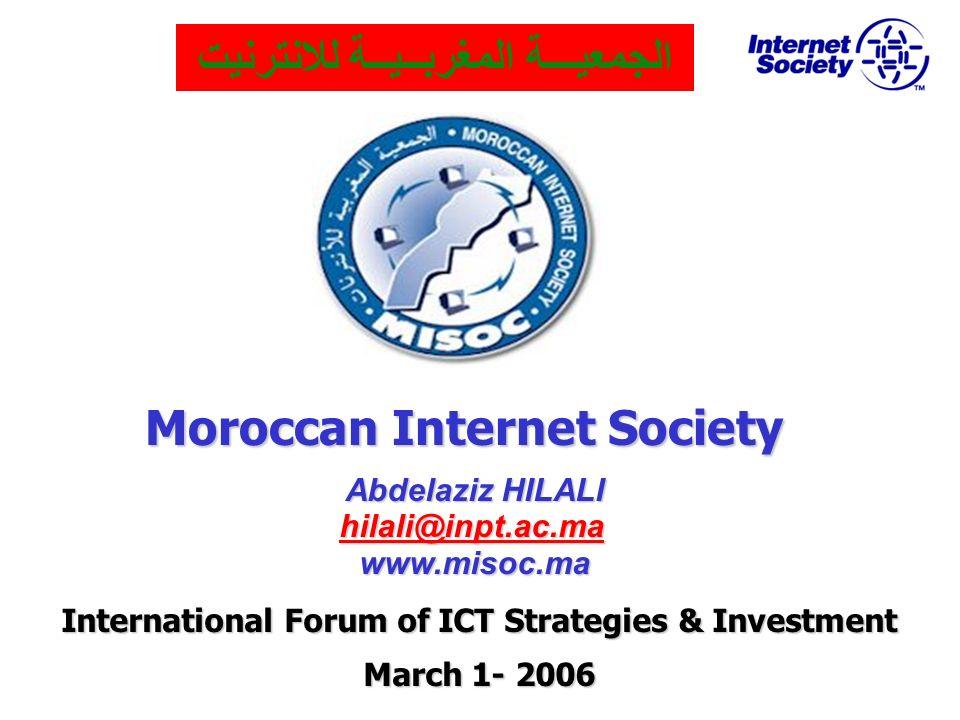 Moroccan Internet Society
