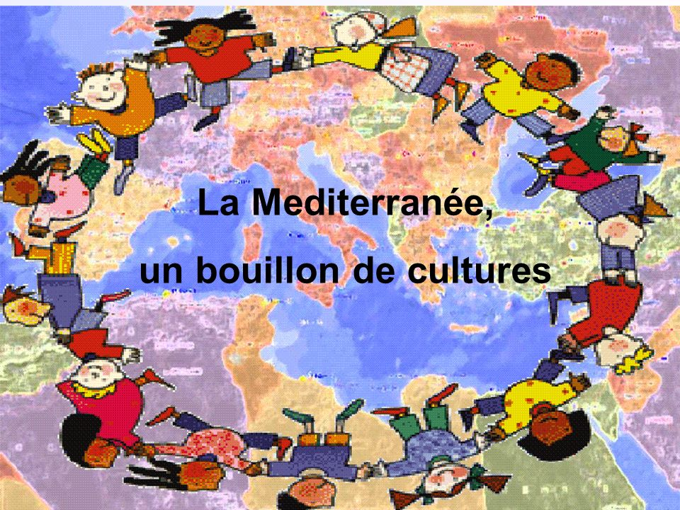 un bouillon de cultures