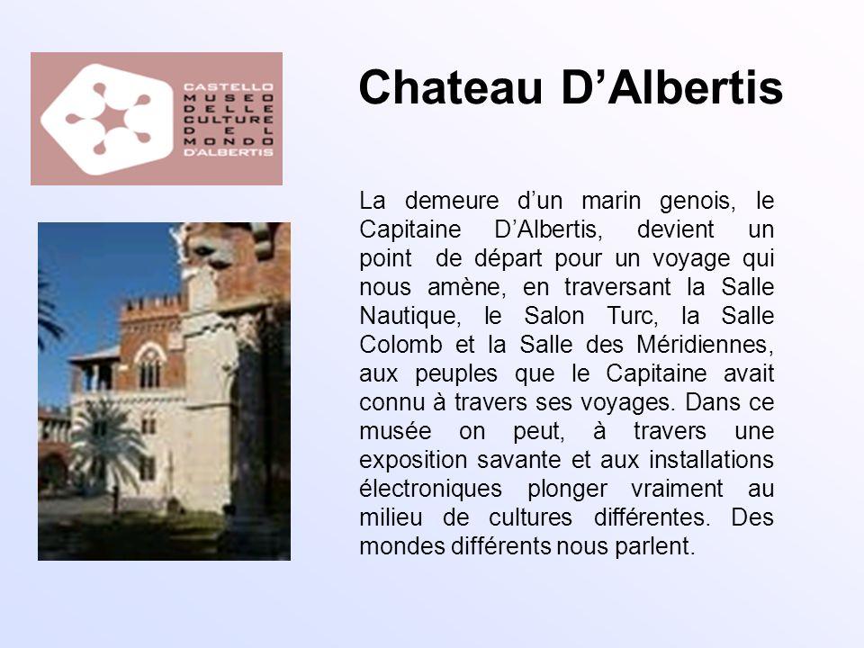 Chateau D'Albertis