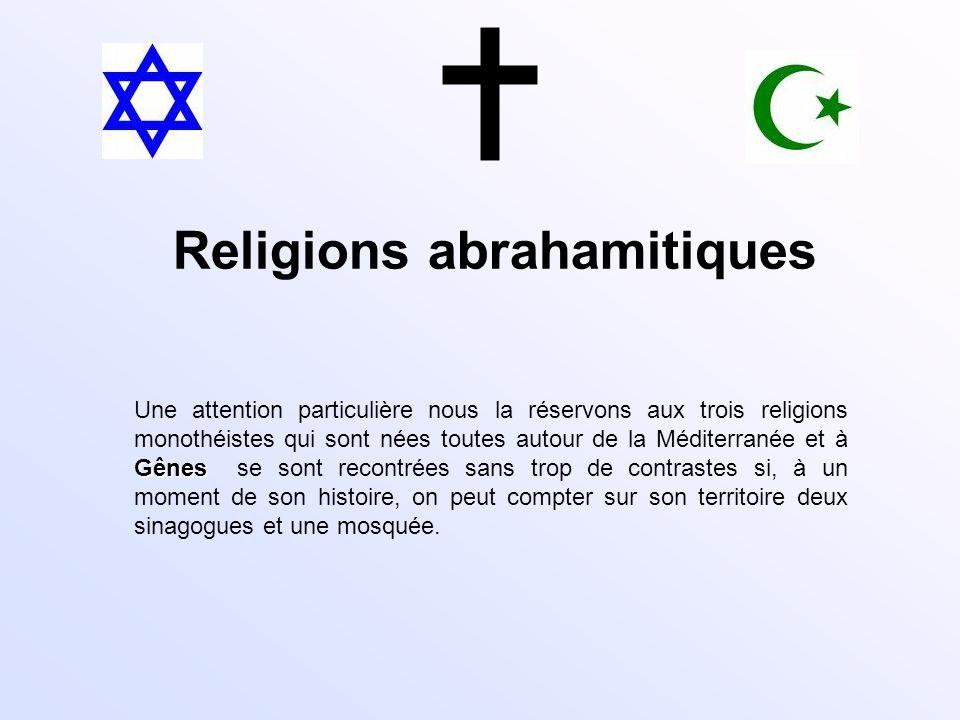 Religions abrahamitiques