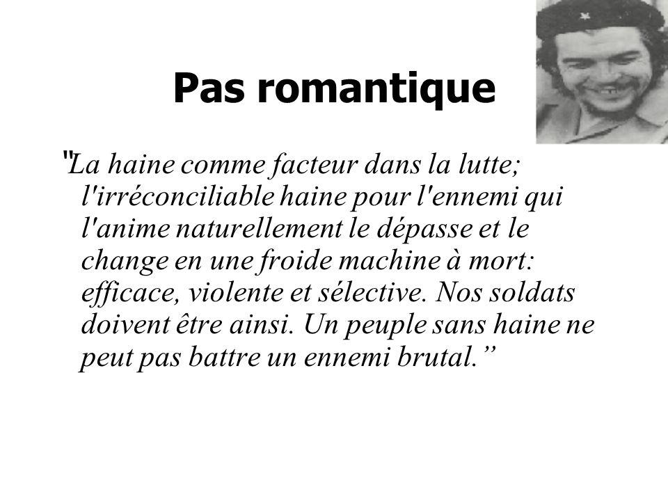 Pas romantique