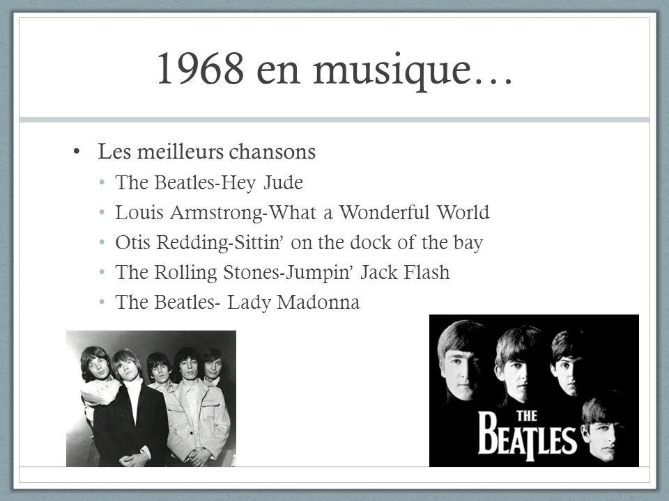 1968 en musique… Les meilleurs chansons The Beatles-Hey Jude