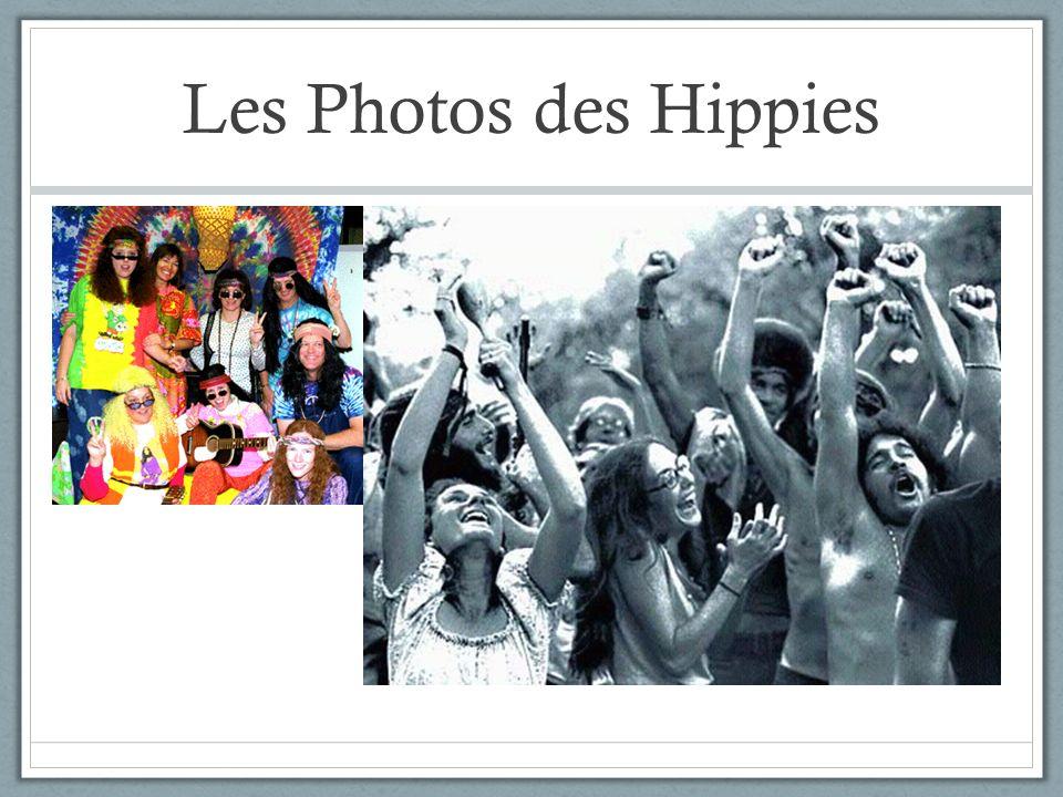 Les Photos des Hippies