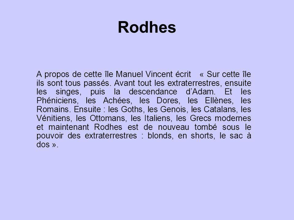 Rodhes