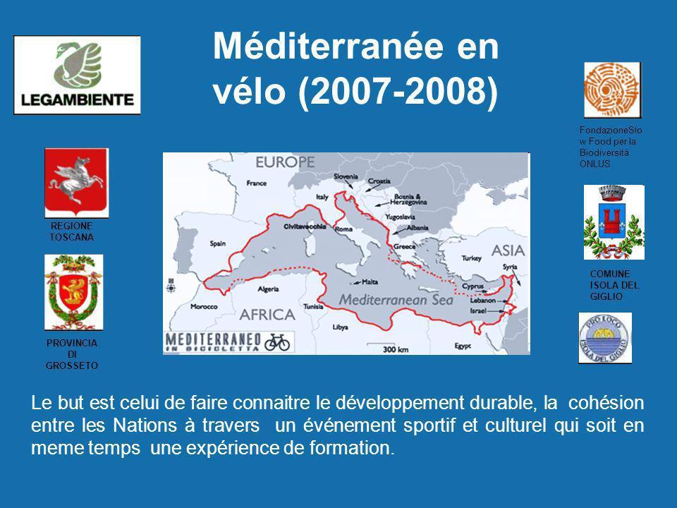 Méditerranée en vélo (2007-2008)