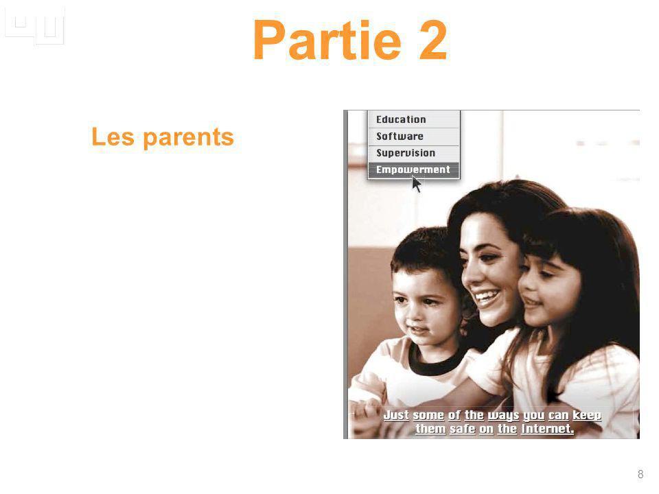 Partie 2 Les parents