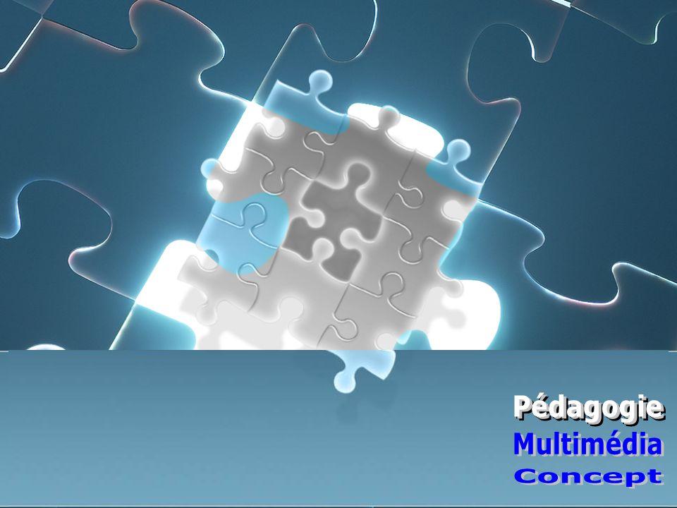 Pédagogie Multimédia Concept
