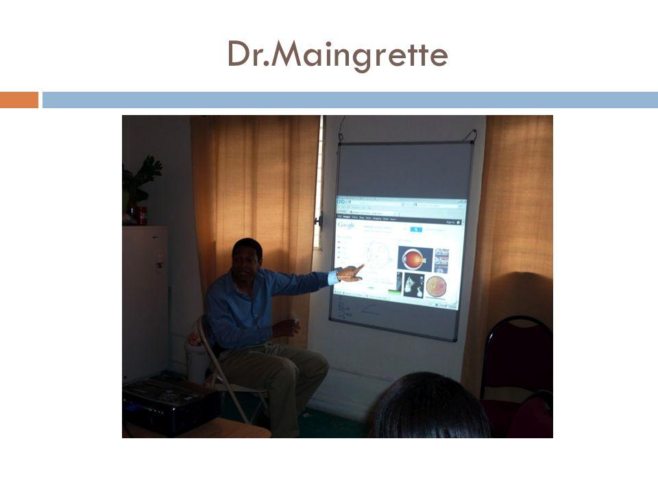 Dr.Maingrette