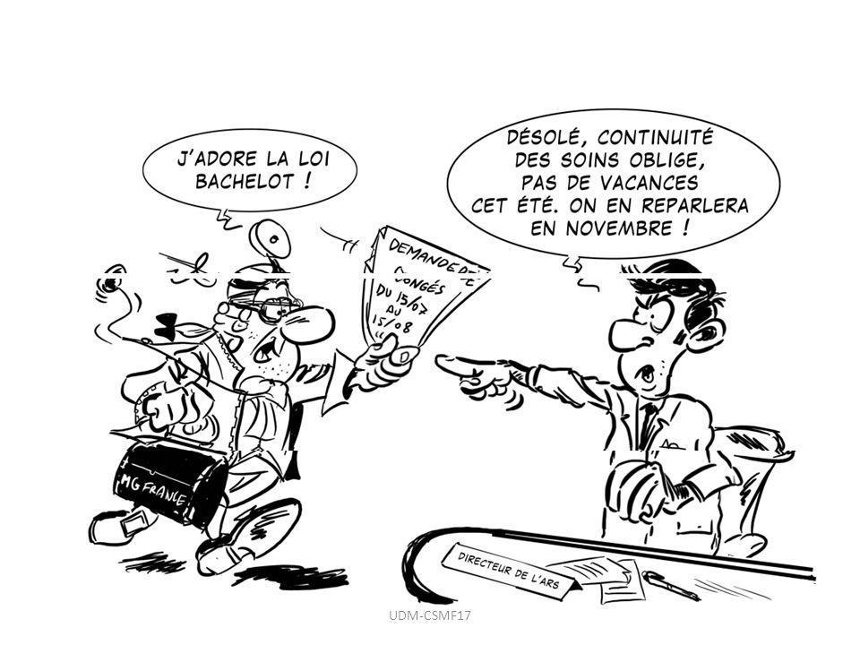 Le syndicat MG France a inspiré et soutenu cette loi, pour tuer l'exercice libéral et imposer une médecine d'Etat.