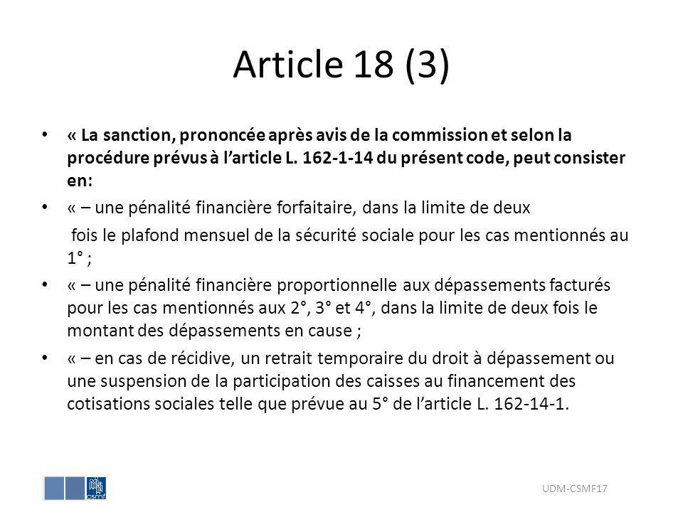 Article 18 (3)