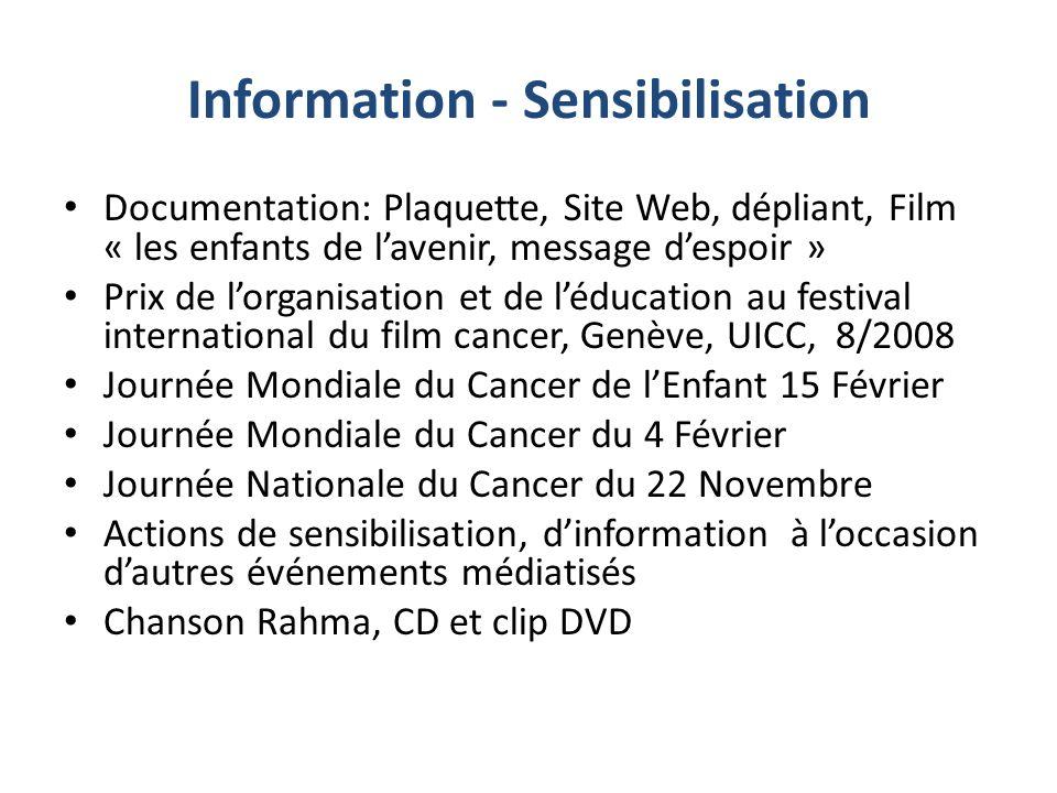 Information - Sensibilisation