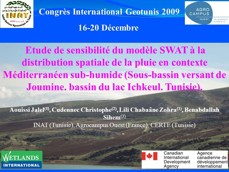 16-20 Décembre Congrès International Geotunis 2009