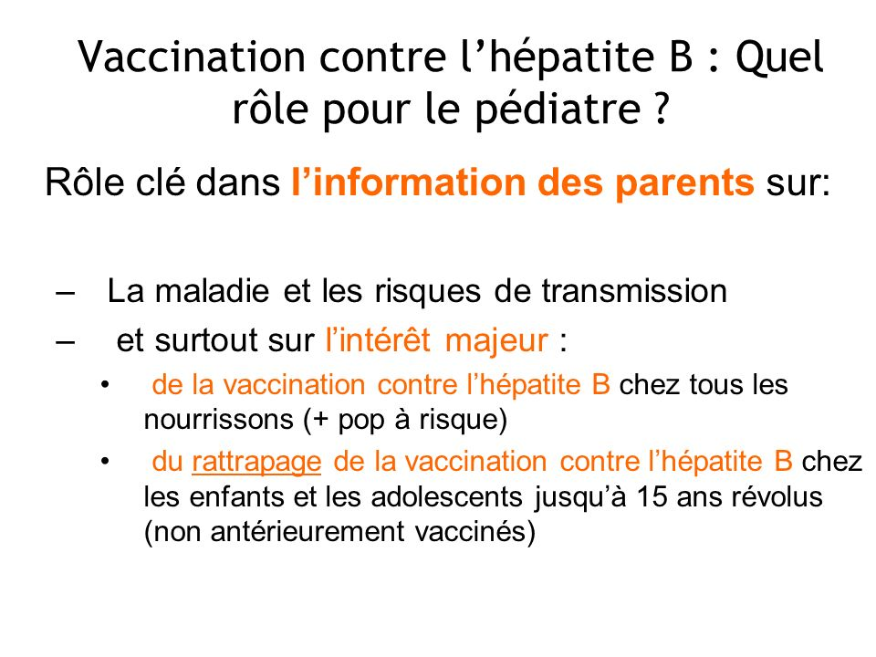 vaccination anti vhb avantages et risques potentiels lobby or not lobby stanislas pol md. Black Bedroom Furniture Sets. Home Design Ideas