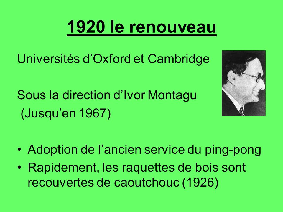 1920 le renouveau Universités d'Oxford et Cambridge