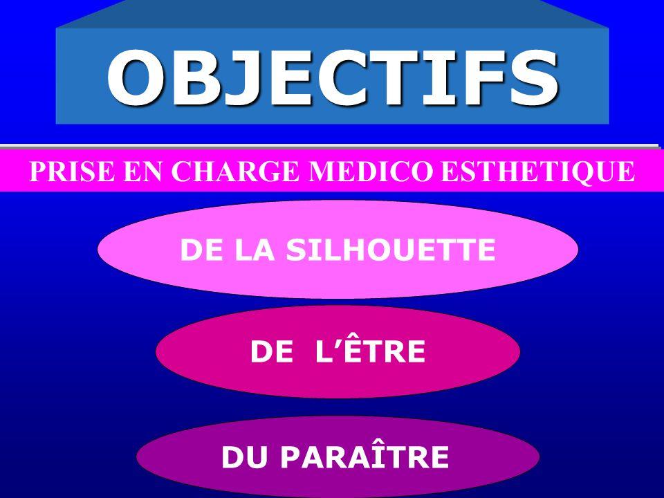 PRISE EN CHARGE MEDICO ESTHETIQUE
