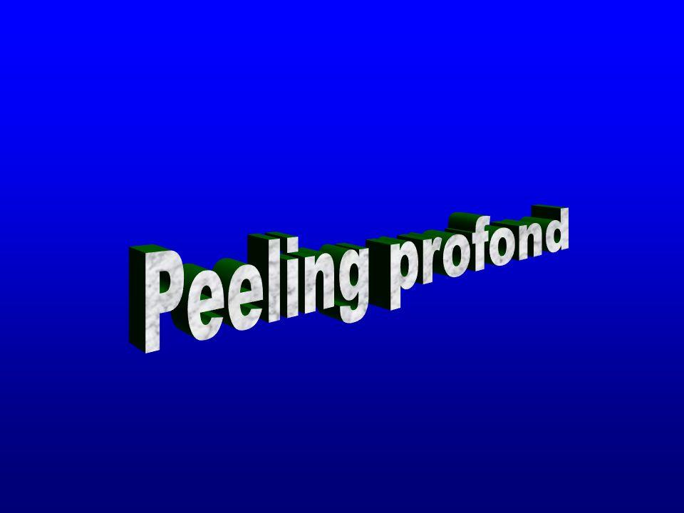 Peeling profond