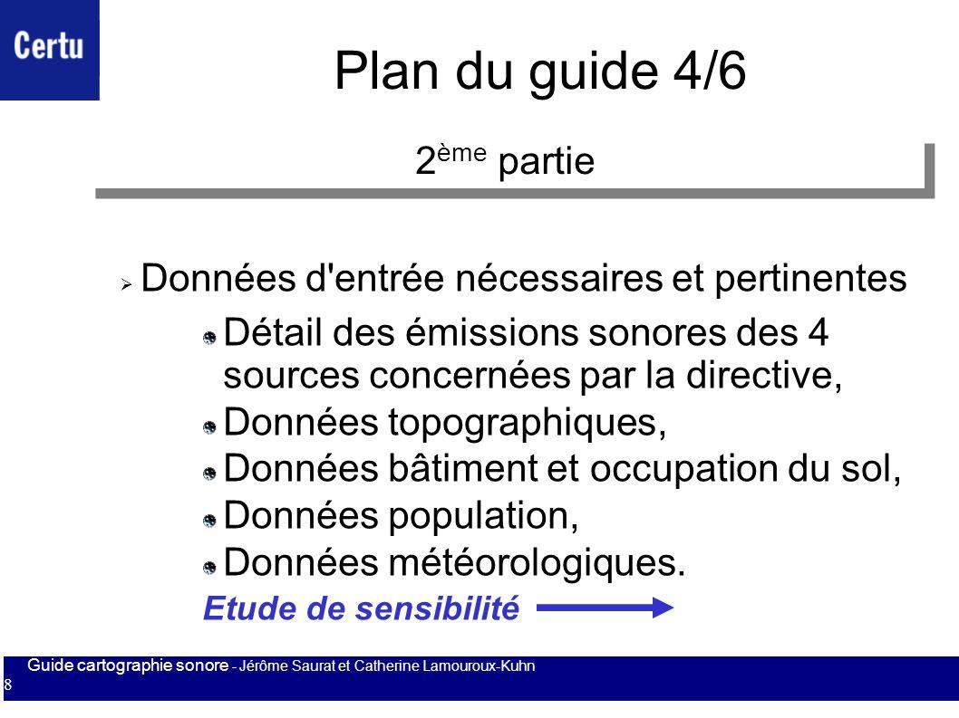 Plan du guide 4/6 2ème partie