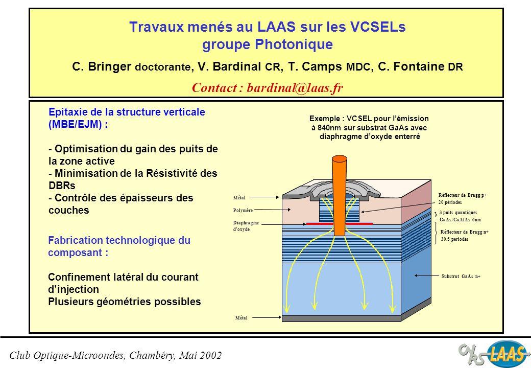 Contact : bardinal@laas.fr