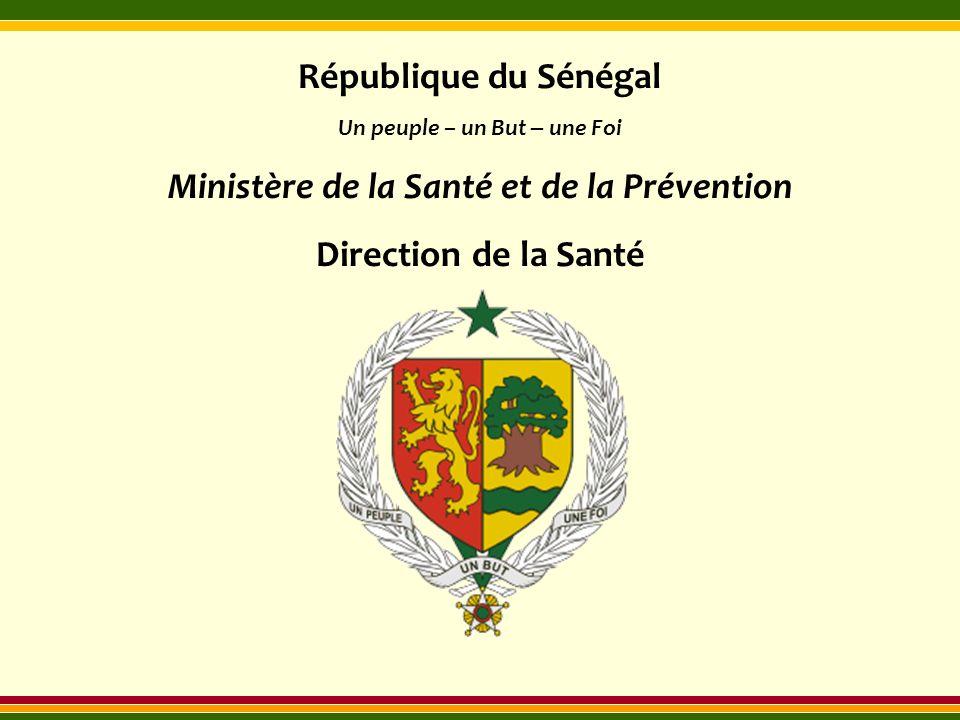 Ministère de la Santé et de la Prévention