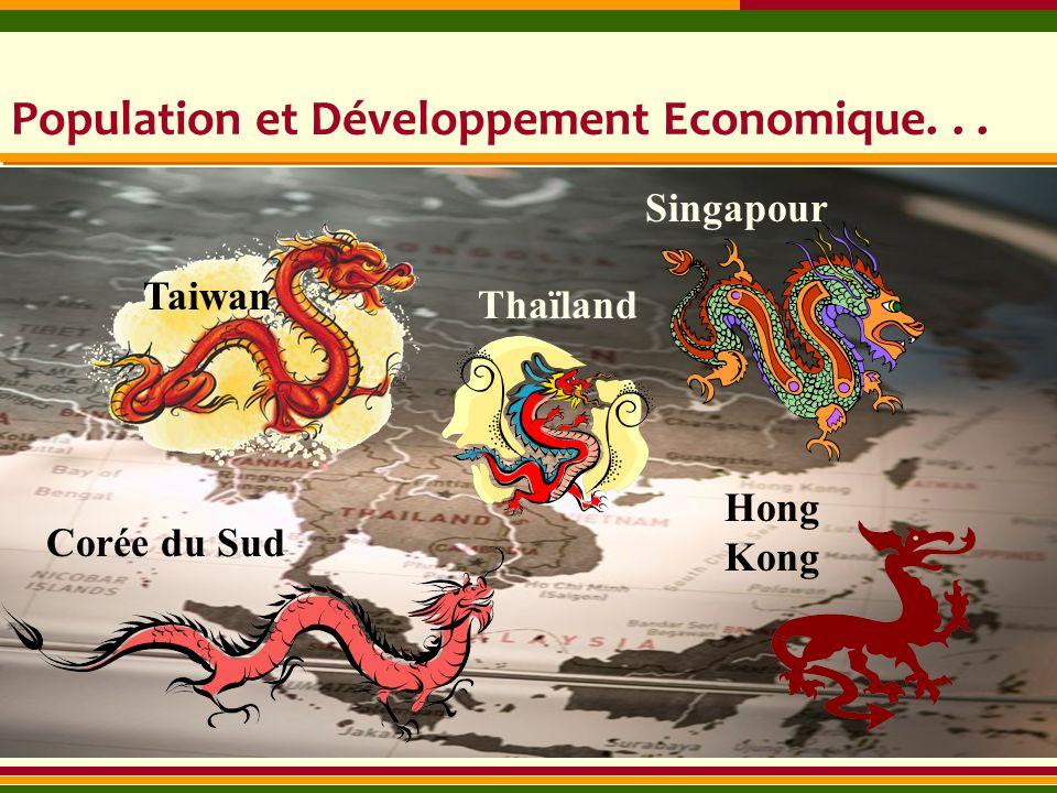 Population et Développement Economique. . .