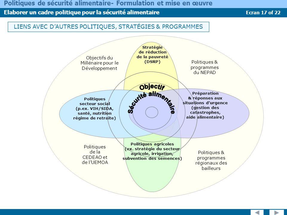 Stratégie de réduction de la pauvreté (DSRP)