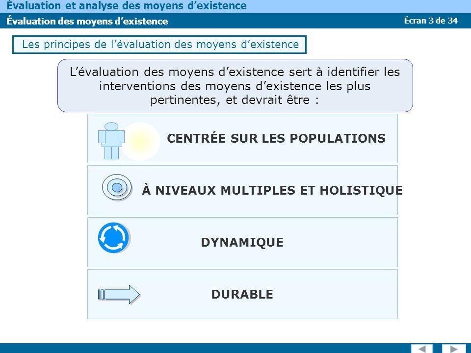 CENTRÉE SUR LES POPULATIONS À NIVEAUX MULTIPLES ET HOLISTIQUE