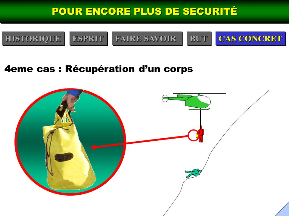 POUR ENCORE PLUS DE SECURITÉ