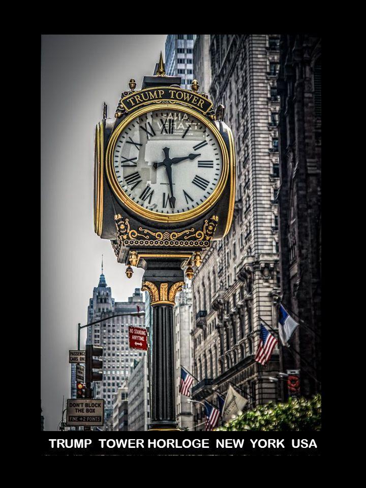 Horloges Dans Les Rues New York Usa Ppt Video Online T L Charger