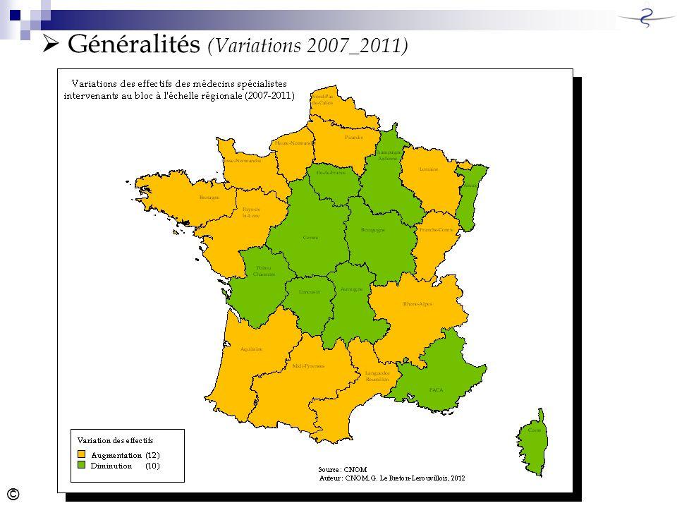  Généralités (Variations 2007_2011)