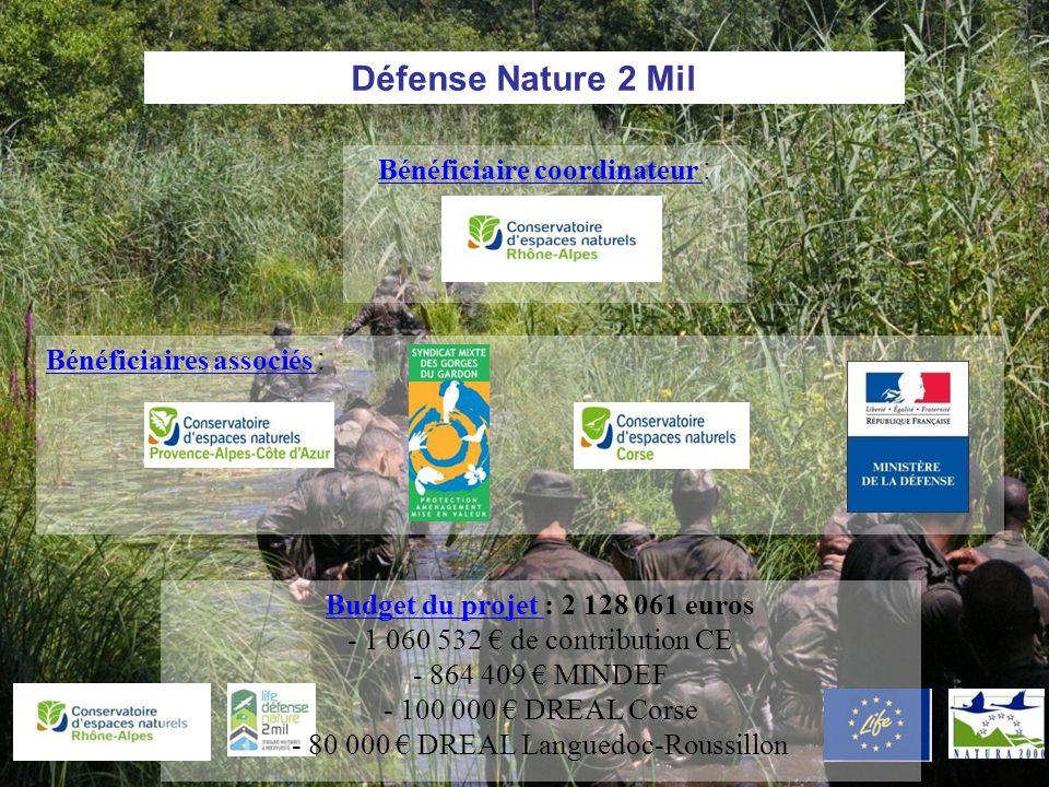 Budget du projet : 2 128 061 euros