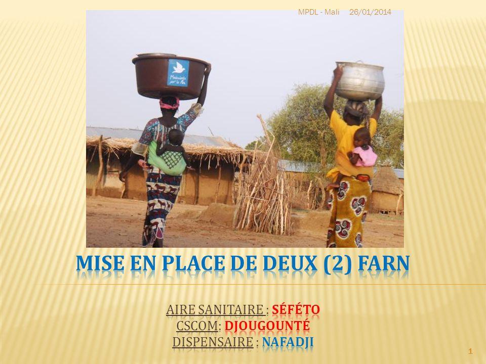 MPDL - Mali 26/03/2017.