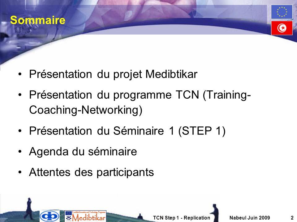 Présentation du projet Medibtikar