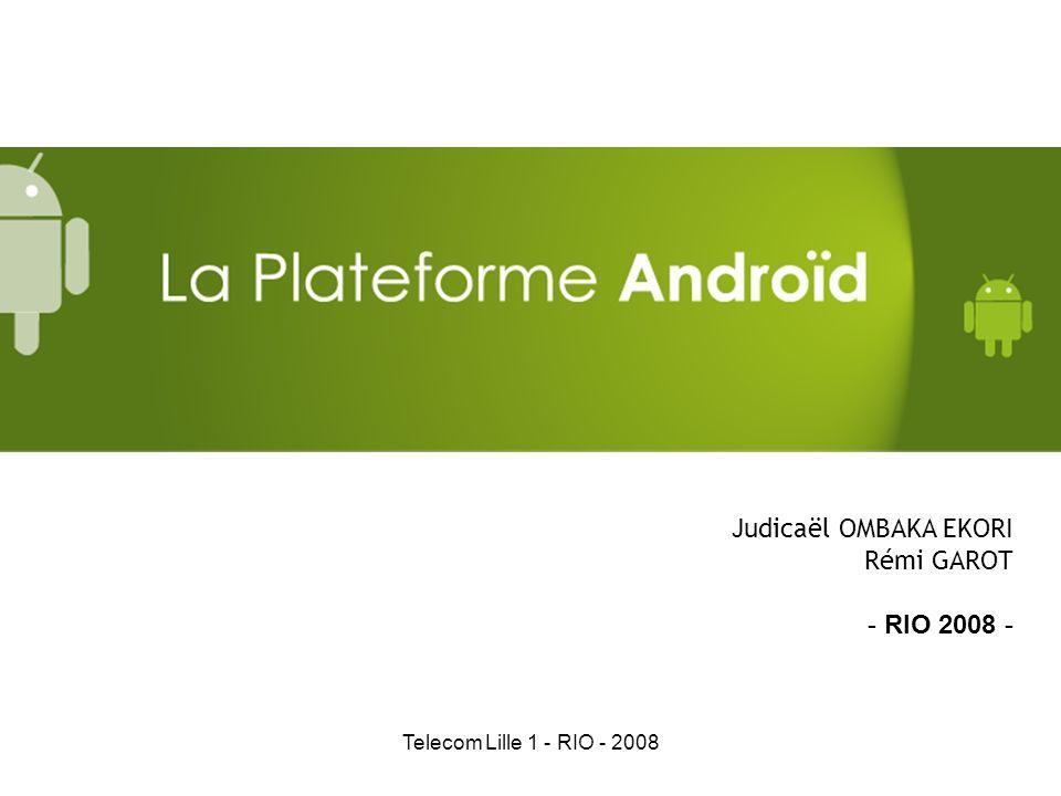 Judicaël OMBAKA EKORI Rémi GAROT - RIO 2008 -
