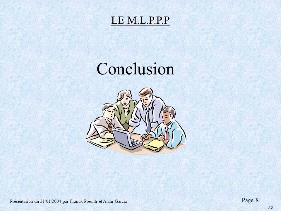Conclusion LE M.L.P.P.P Page 8