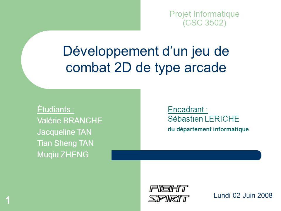 Projet Informatique (CSC 3502)