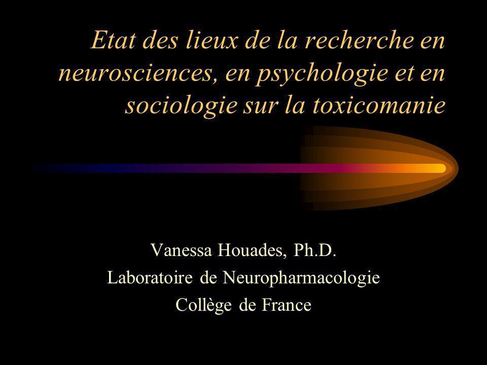 Laboratoire de Neuropharmacologie