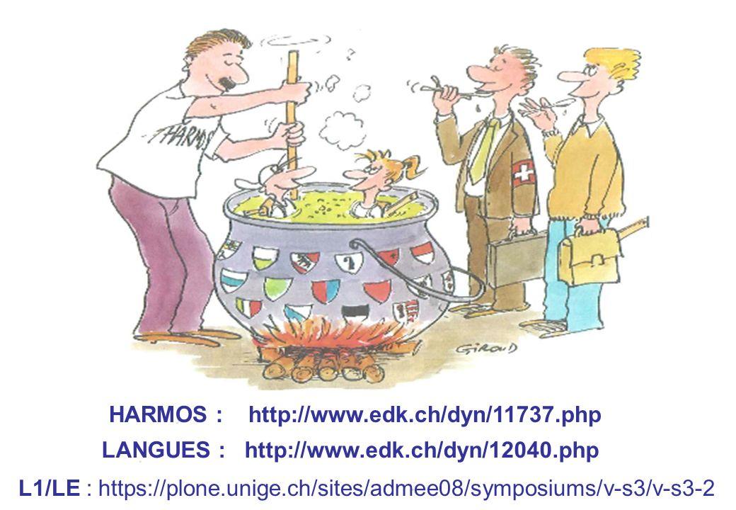 HARMOS : http://www.edk.ch/dyn/11737.php