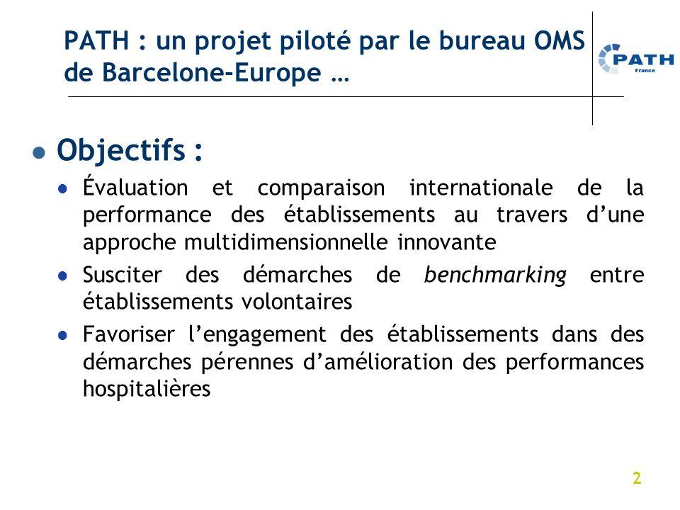 PATH : un projet piloté par le bureau OMS de Barcelone-Europe …