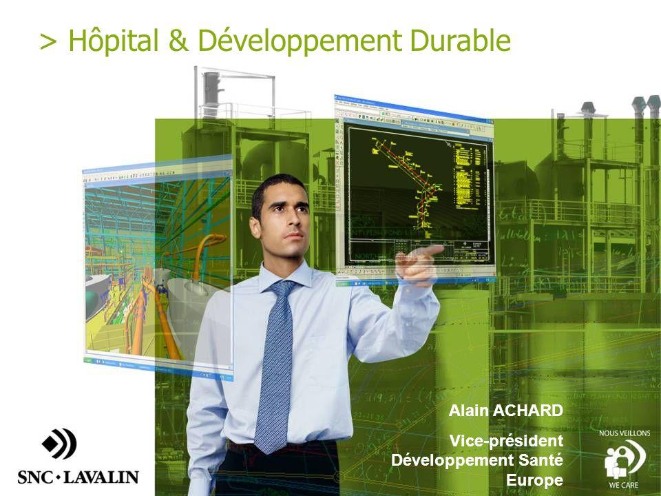 > Hôpital & Développement Durable