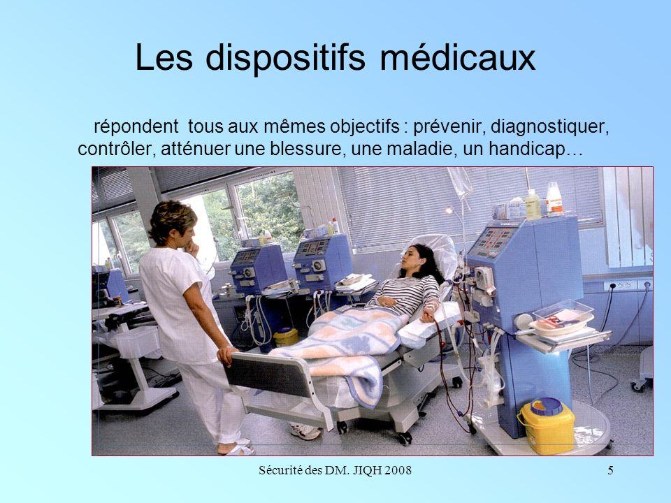 Les dispositifs médicaux